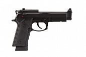 Пистолет KJW Beretta M9A1 Chrome CO2 GBB (DC-CP314 KJW CO2) [1]